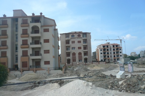 New development near Latakkia