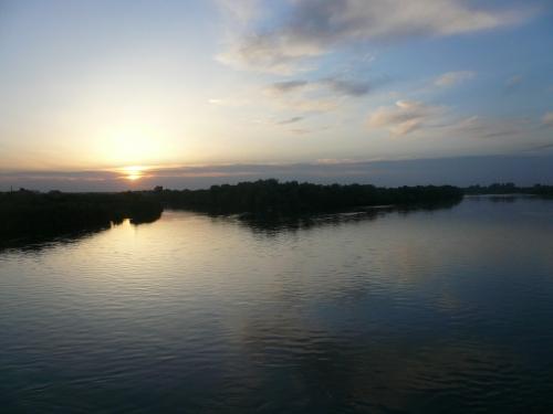 Sunset on the Euphrates