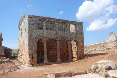75 Serjilla - dead city