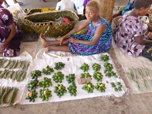 Where ever people gather, you might find the betel seller