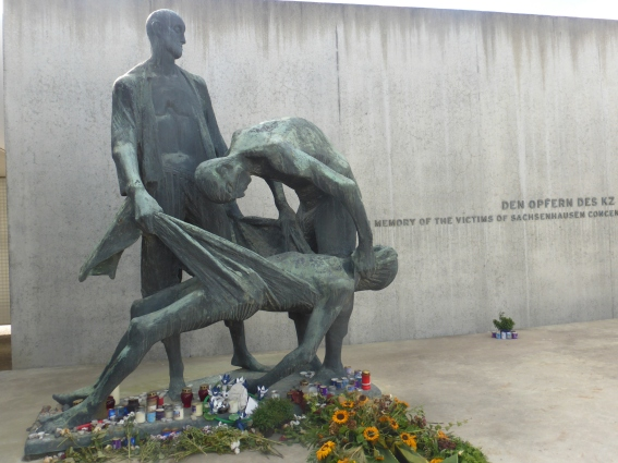 The memorial at Schachenhausen