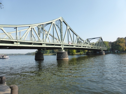 The Bridge of Spies at Potsdam